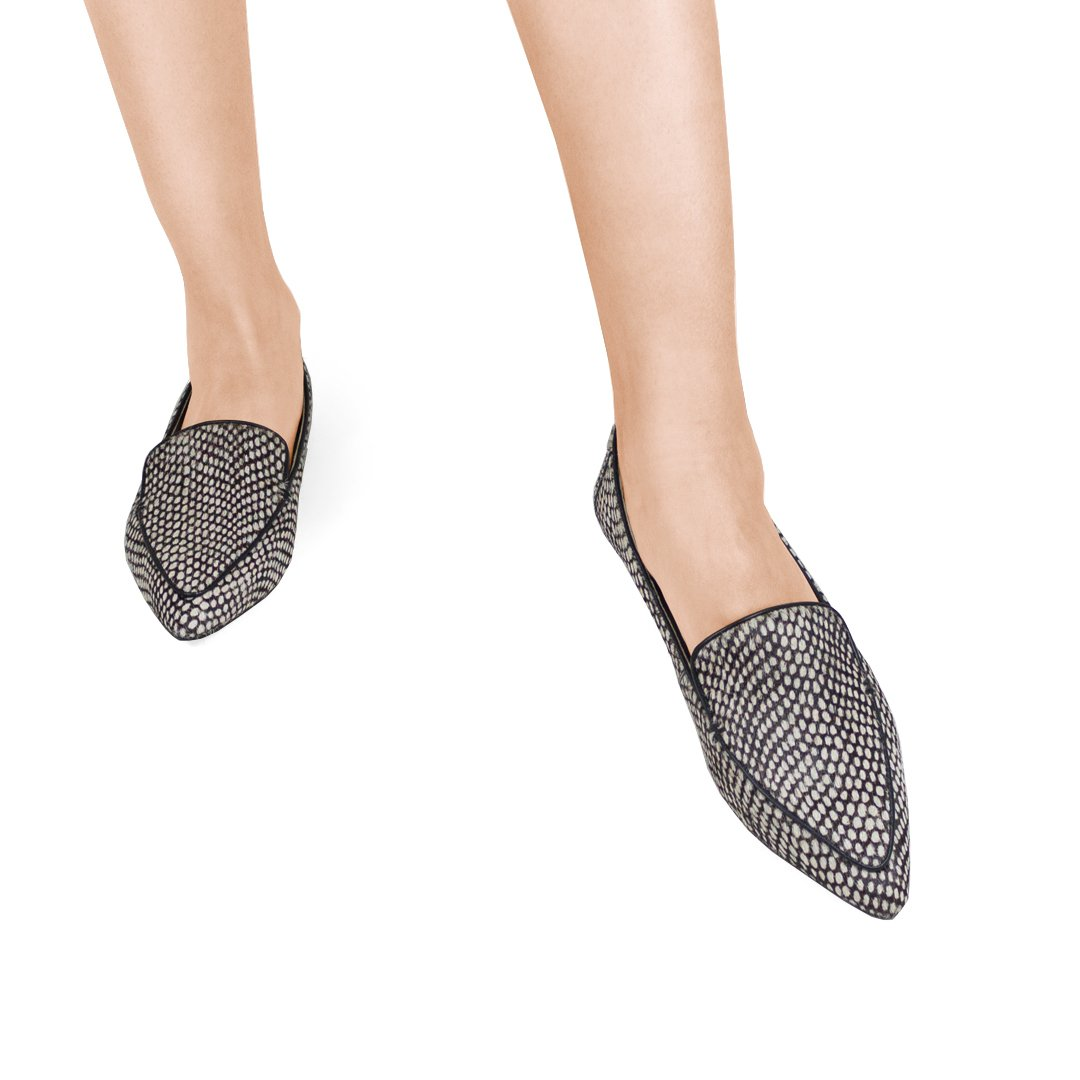 Loafer Pietra Snake P&B