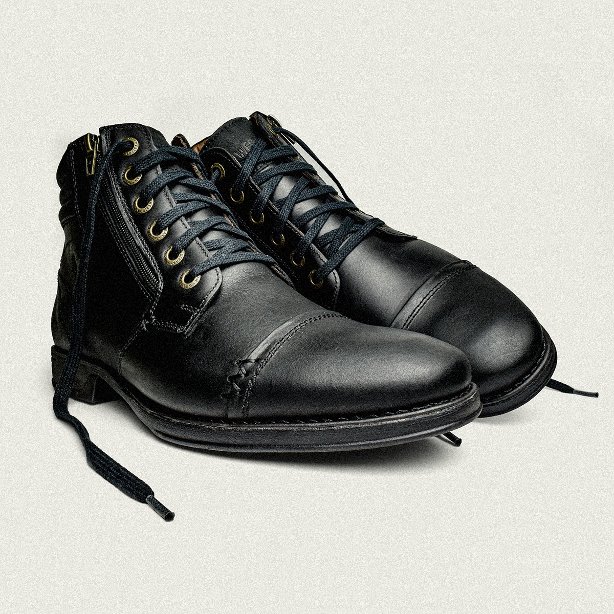 Bota Dress Masculina York 28 Crazy Preto