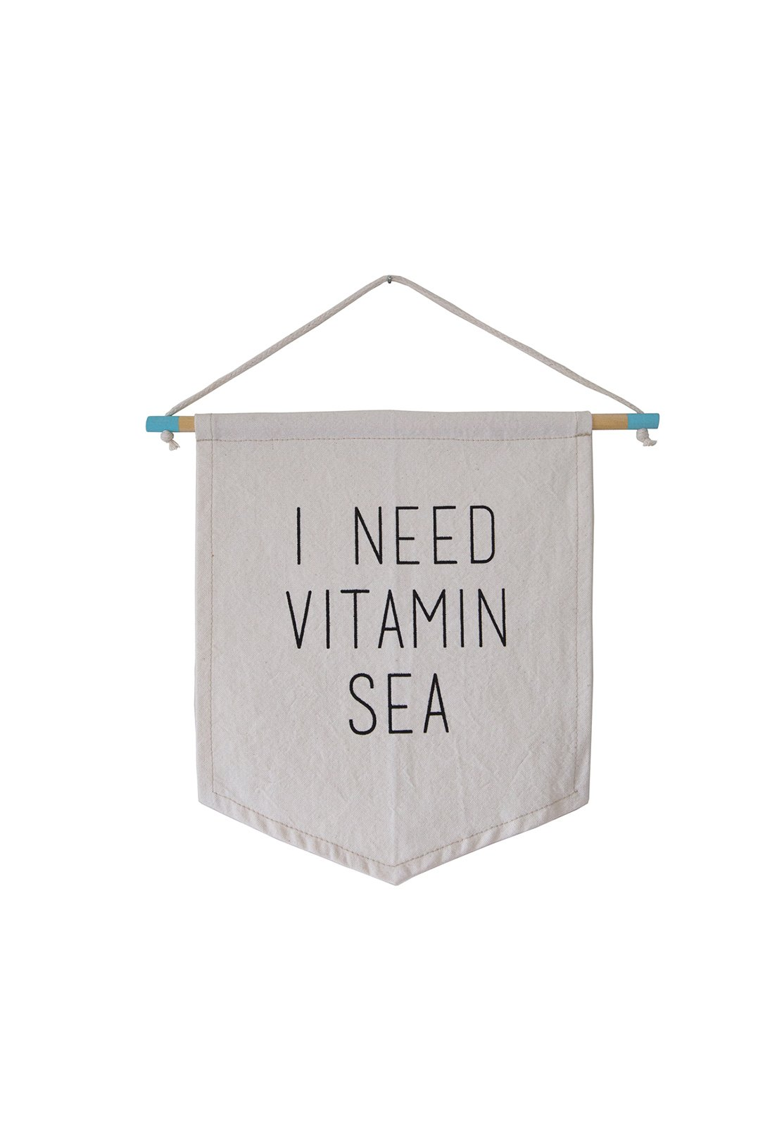 BANDEIRA I NEED VITAMIN SEA