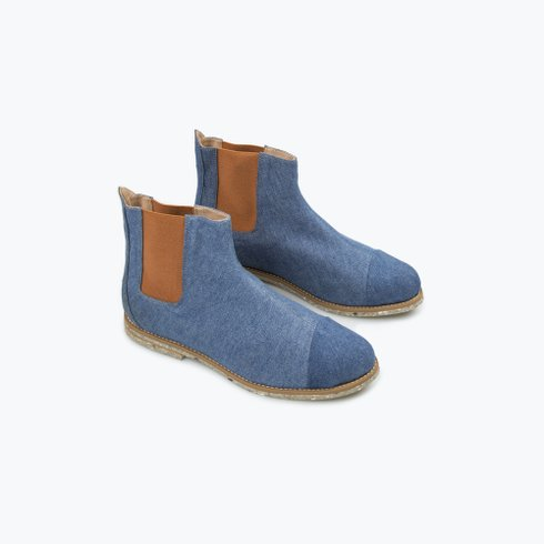 Jeans Chelsea Boot