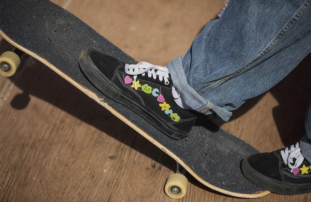 Vans x Frog Skateboards